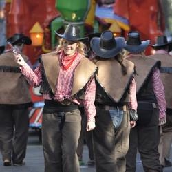 tegendraadse cowgirl
