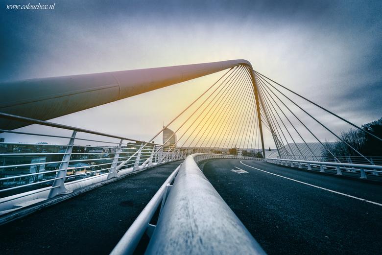 Een tijd terug op de brug -