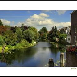 Stadsgracht Dordrecht