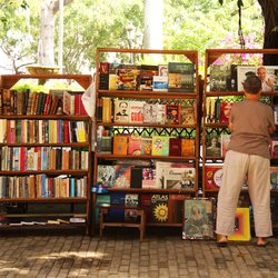 Boekenmarkt Havana