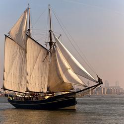 Hollands glorie op de Maas in Rotterdam