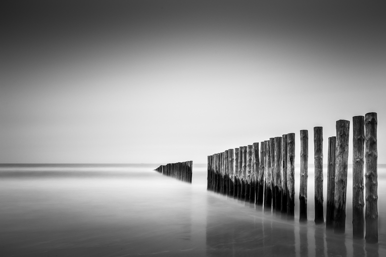 Serenity - Na wat foto's gemaakt te hebben in de ochtend van de zonsopkomst, ook maar eens besloten om een keer richting Zeeland te rijden. Samen