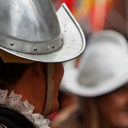 Spaanse soldaatjes in Brielle