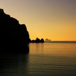 zonsopkomst Corfu (oktober)