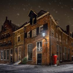 Deventer in de sneeuw II