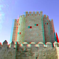 Torre de la Calahorra Cordoba 3D