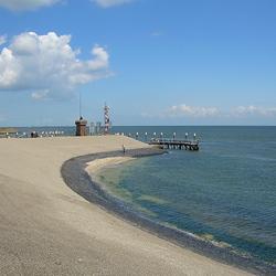 Schone en sterke kustlijn