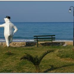 Turkse sneeuwpop