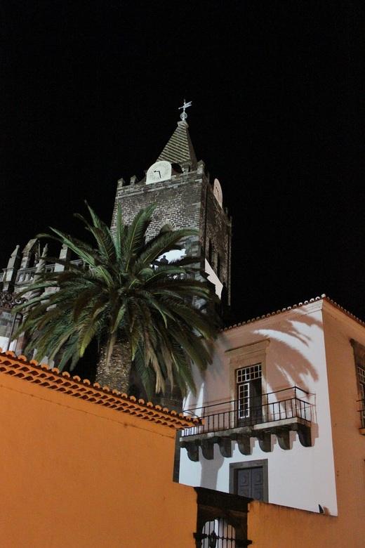 Se Funchal - De Kathedraal van Funchal (Madeira).