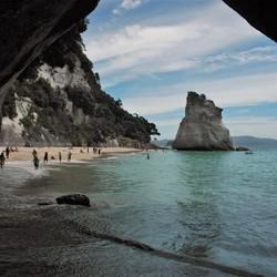 Catheadral Cove