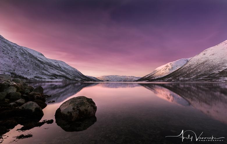 Noorwegen Tromsø  - In de fjorden van Noorwegen