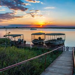 Chobe riverfront, Botswana