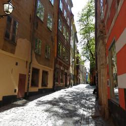 straatje in Gamla Stan