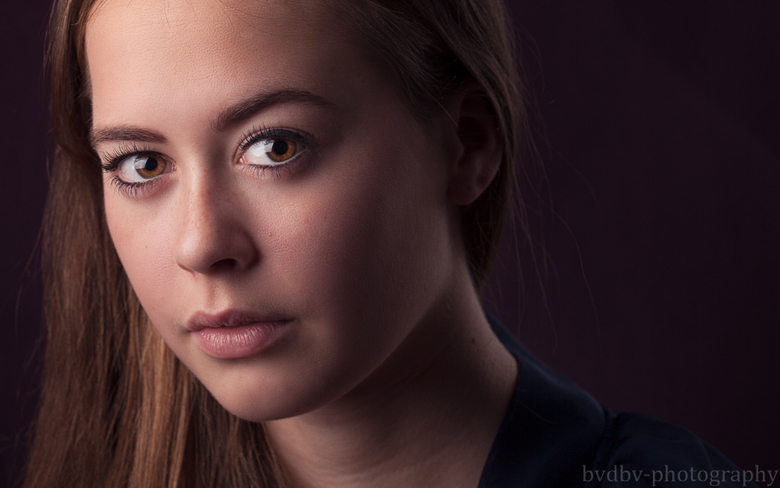 Model: Charlotte - Model: Charlotte Jannes<br /> Photographer: Bram Van Dal