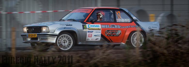 Opel  - Gemaakt tijdens de Euregio Rally 2011 Hengelo.