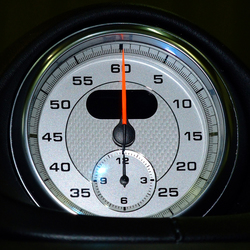 Porsche Chronograaf
