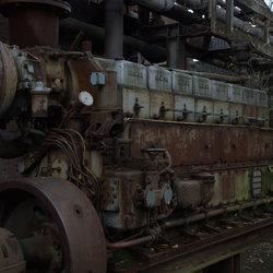 Industrie motor