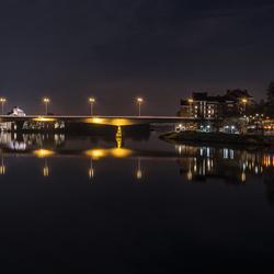Maastricht by night