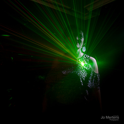 laser+model