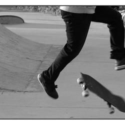 Olly kick flip
