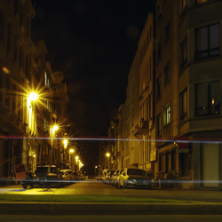 Antwerpen nacht.