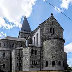 Kerk Neuveschateau Ardennen