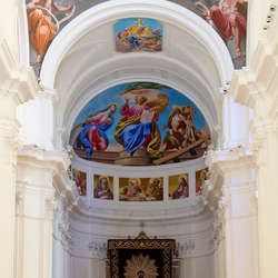 één van de kerken op Sicilië