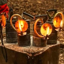 Carbidlampjes