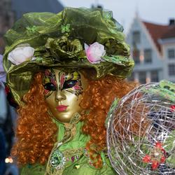 Costumés in Brugge - 2
