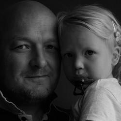Vader-dochter liefde