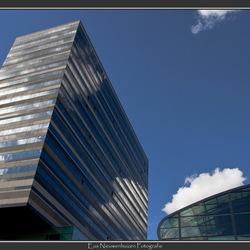 Moderne architectuur a/d Piet Heinkade (2)