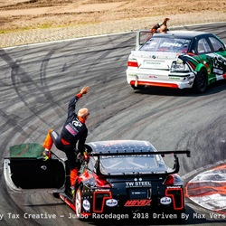 Tim Coronel - Circuit Zandvoort