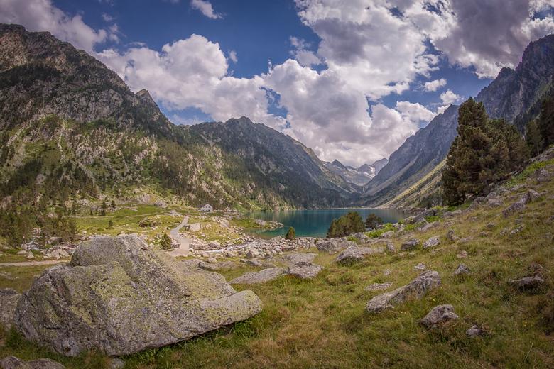 Lac de Gaube - Lac de Gaube