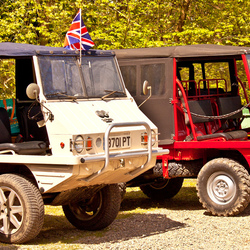 Militaire oldtimers