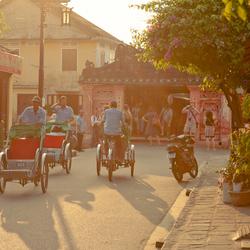 Japanse brug, Hoi An, Vietnam