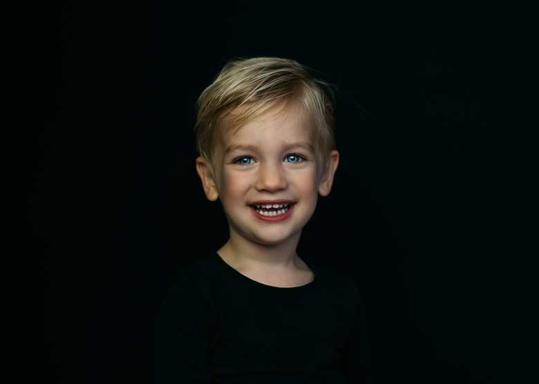 Annetvandorpphotography- Eli - Emotional portrait - Eli 2 years old