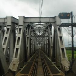 spoorbrug zaltbommel