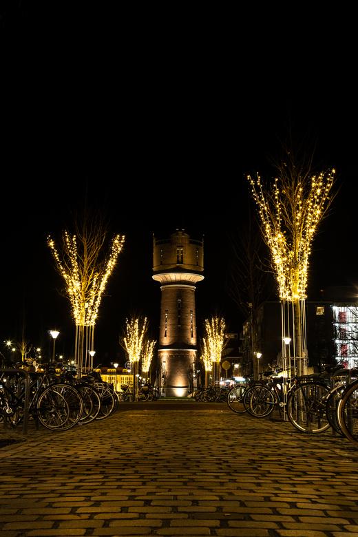 Den Helder at night  -