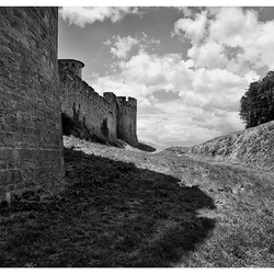 Fort in Carcassonne