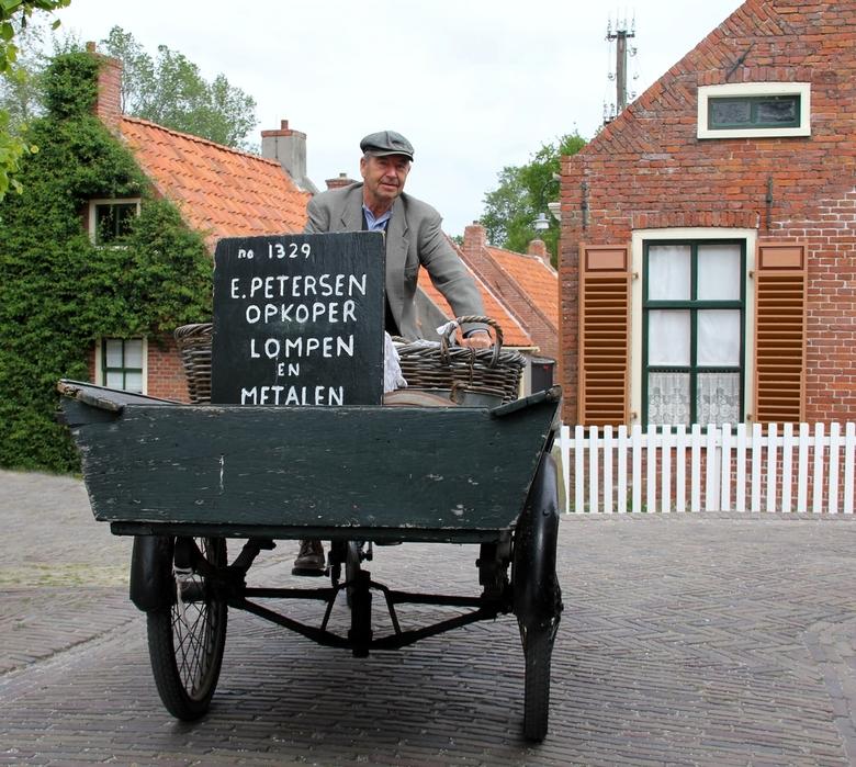 De lorrenboer. - Zuiderzee museum.<br />