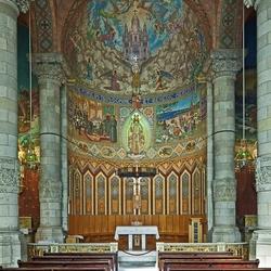 Tibidabo kathedraal