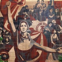DDR-muurschildering Dresden