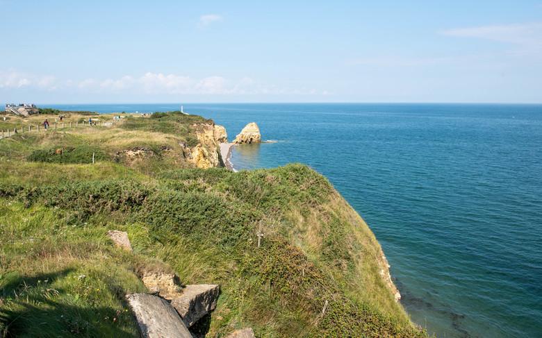 Normandie (Point du Hoc) - Point du Hoc Normandie.