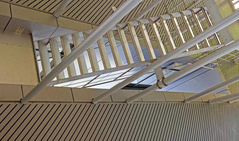 Waterbuilding 4 - Onderkant van het gebouw<br /> <br />