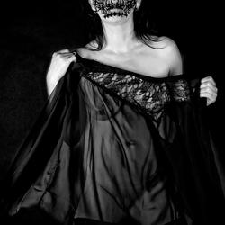 Masker en doorschijn
