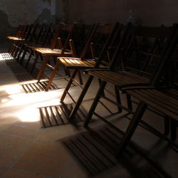 Spotlight chairs