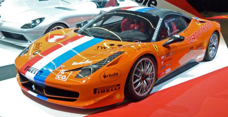 Ferrari - *