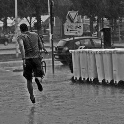 The rainy Day....