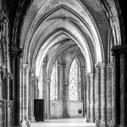 Cathedral Saint-Étienne de Bourges, France