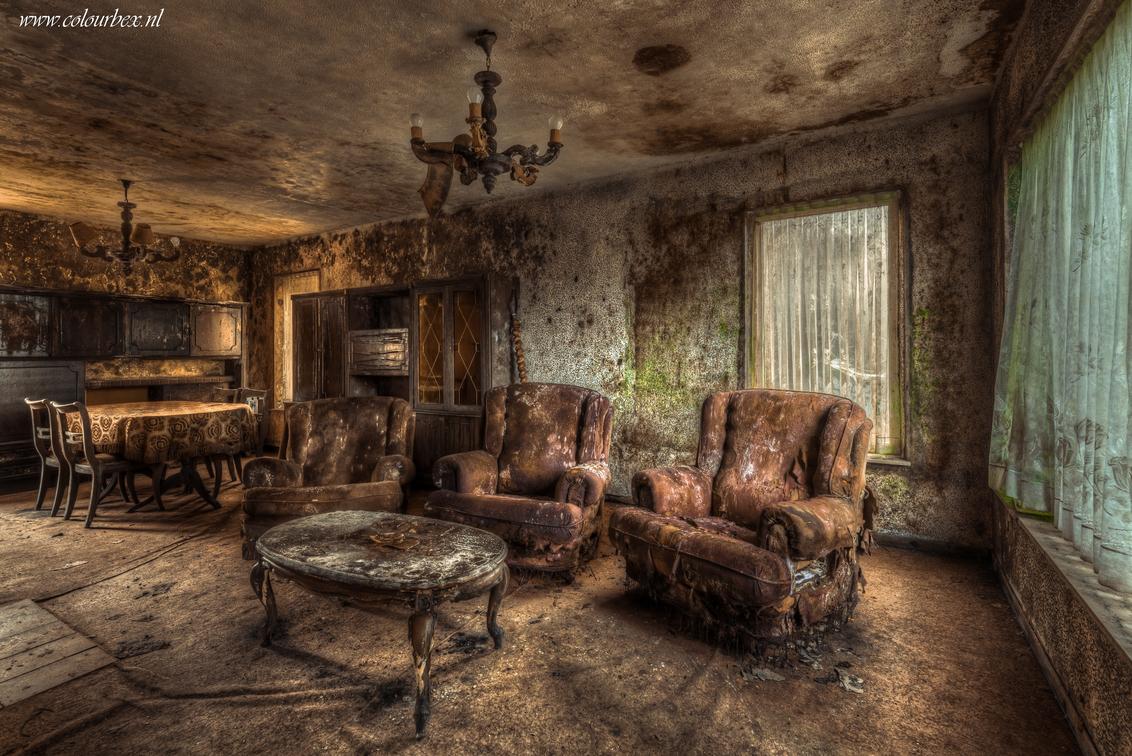 Het schimmel huis